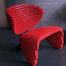 paramétrico cadeira Pateta arte Banco sofá arquitetura decoração escritório laser cnc roteador madeira 2d 3d Projeto cadeira paramétrico cortar arte interesse cenário sofá tabela dxf