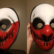 payday 2 wolf's mask fashion costume