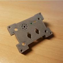 pc mining rig d'alimentation bouton de réinitialisation buzzer led 5 mm titulaire du panneau gadget