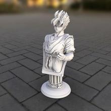 pedestalsg2 art hogan db dragon animemanga