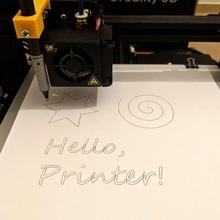 penpencilmarker mount creality ender 3 cr-20 tool 3d printer parts