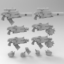 phobos bolters game 30k horus heresy space marines bolter phobos
