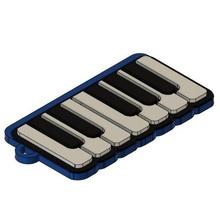 piano keychain piano keychain  piano piano key ring piano key ring piano keychain keychain key ring shape piano piano key ring key ring key rings music musical instrument art keyboard keyboard keychain