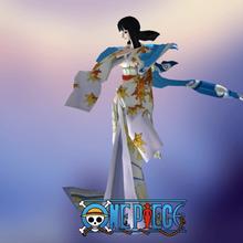 Nico merle kimono op Nico merle Nico merle luffy zoro sanji nami jouet figure statue kimono pirate manga anime