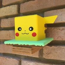Pikachu maceta pokemon Pikachu chorro bulbasaur charmander pokemon maceta maceta anime contento planta maceta