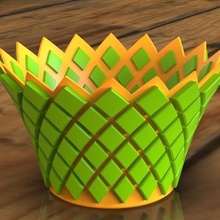 pineapple bowl home household pineapple bowl pineapple bowl