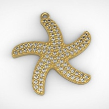 pingente estrela do mar sea star pendant jewelry star pendant pingente estrela do mar estrela mar sea