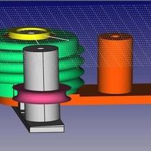tubo avvolgitore avvolgimento 10mm rame tubo attrezzo bender bobina avvolgitore rame tubo tubo utensili