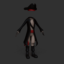 pirate costume - character outfit skin fashion pirate pirate outfit pirate costume pirate skin clothing character hat boots jacket glove skin costume outfit