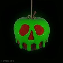 vergiftet Apfel Schnee Weiß Apfel Schnee Weiß Gift vergiftet Fluch verflucht Obst