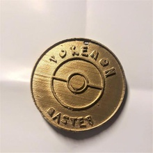 pokemon master - coin - key chain various moneda pokemon llavero pokemon moneda llavero pokemon present key chain pokemon key chain pokemon coin coin pokemon master pokemon