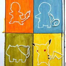 pokemon mínima encantos la joyería pokemon ir pikachu bulbasaur squirtle charmander simple fácil la diversión llavero llavero el collar anillo de oído de regalo presente art nitendo gameboy primero