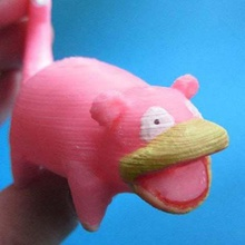 pokemon molenga impresso partes jogo brinquedo jogo de acessórios o molenga lenta pokemon pokeball cor-de-rosa