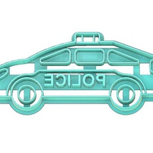 police car cookie cutter police cookie cutter cops cookie cutter fondant cutter tool police car children cokie cutter police car cookie cutter cops cookie cutter police cookie cutter fondant cutter cookie cutter