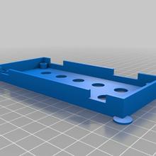 portabee gen6d electronics casing portabee 3d_printer_parts