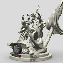 portgas d ace - piece 3d printable marvel marvel comic toy printable actionfigure pose obj stl hero goingmerry miniature caracter costumemodel ship sail adventure school ender decor onepiace portgasdace superhero dc anime vinyl thousandsunny amongus fantasy game luffy nami onepiece pirates 3dprint ace