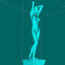 posant fille nsfw naughties personnes la statue sls sla sexy-fille sexy personne nsfw écran lcd de l'homme jeune fille figurine figure fdm érotique de la sculpture érotique jeu d'échecs l'art érotique érotique dlp desktopfusion