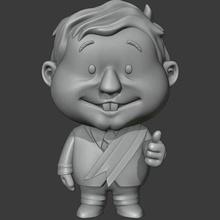 president mexico andres manuel lopez toy president mexico art custom cartoon andres manuel lopez obrador