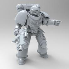 primaris poseable marine v2 primaris krackendoor warhammer 40k space marines