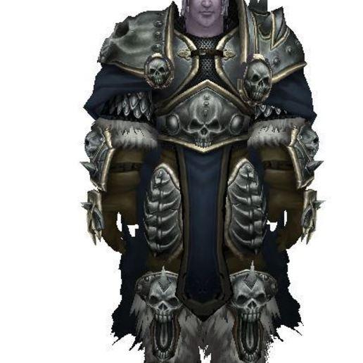 prince arthas world warcr