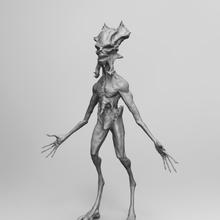 prossian presto palcoscenico arte statua Stampa Morte alieno predatore 3d lusso collezione ornamentale artefatto Wow Principe