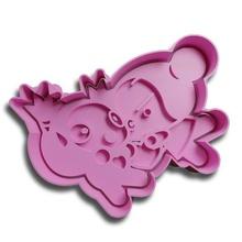 pucca embrasser garu biscuit coupeur biscuit coupeur Coupe pucca garu drôle l'amour l'amour Saint Valentin journée Valentin