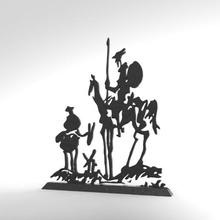 quijote art quijote adornment sculpture art