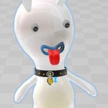 rabbit rabbit cartoon animals game dumb rabbit rabbit animated cartoon animals