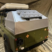 rc 1 10 scale technic box 01 body pickup off-road various trailer camper offroad axial trx4 scx10 rc4wd 1 10 scale teamraffee raffee team defend d110 d90 crawler rc camping trailers landrover body realistic adventure cell dinky zodiac zodiak boat traxxas conqueror uev tiny