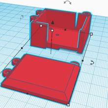 rc 118 steering servo box mini kyosho modify various buggy truggy because vehicle valet model making design