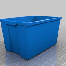 recycle bin - sweetener holder home bin container holder kitchen kitchenware recycle bin storage box storage container sweetener packet containers