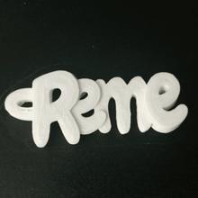 reme keyring keyfob llavero nombre customized keychain keyring llavero name nombre reme keychains
