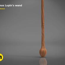 remus lupin s bacchetta gioco lupin remus film film postproces 3d di stampa giocattolo procedura guidata mago magia il costume cosplay hogwarts fantasia incantesimo la bacchetta potter harry