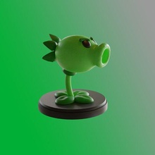 repeater repeater funko pop marvel comics action figures sculpture kpop bust decoration art cosplay statue figurines table key ring fan art sleeve anime 3d character toy statuette mini chibi plants vs zombies plants zombies repeater video game