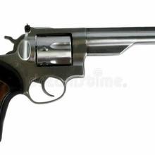 revlover gun revolver smith & wesson s&w 27 firearm 27