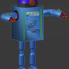 robot customize 3d game robots 3d customize detail