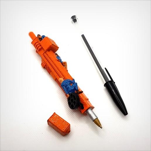 robot pen robot pen gadge