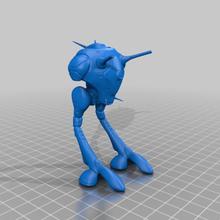 robotech zentradi Battlepod Années 80 anime macross mecha robotech science fiction model_robots