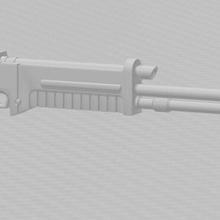 rt aguja francotirador rifle 40k imperial Guardia pícaro comerciante