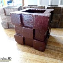 rubik's cube pot mould  rubik's cube pot mould rubik's cube pot mold moule pot cube rubik's concrete pot moulds concrete pot molds moules pot en ton potting mould pot mold moule en pot
