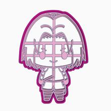sakura haruno - cookie cutter di naruto shippuden vari kakashi hatake uzumaki naso roccia legge sakura haruno sasuke uchiha shikamaru nara cookie cutter anime chibi naruto shippuden