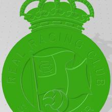 el racing de santander escudo varios el racing de santander de fútbol fútbol escudos