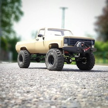 scalemonkey - rc4wd blazer truck bed extension wb 313mm various crawler scx10 axial vaterra trx4 traxxas rc4wd blazer blazer rc4wd