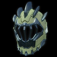 sentinel helmet doom eternal doom eternal sentinel helmet doom eternal sentinel doom 4 doom 3 bfg props cosplay 3d 3dprinting 3dmodel