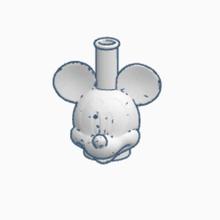 nargile Mickey fare ağızlık nargile ağızlık ekstrüder bong fare Mickey Minnie