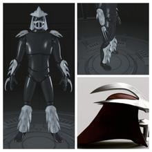 trituratore 1990 tmnt costume casco armatura moda trituratore costume trituratore cosplay adolescente mutante ninja tartarughe corpo armatura armatura costume cosplay armatura costume armatura Oroku Saki tmnt
