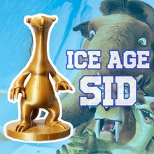 sid ice age art ice age sid toys ice age sid functional fun cartoon character cartoon