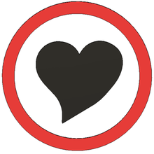 sign love - sign art lammesky funny sign sign love play love action warning love sign love