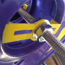 basit filament tutucu aracı 3d yazıcı aksesuarları rollo yazıcı porta tutucu filamento filaman carrete anet aksesuar accesorio