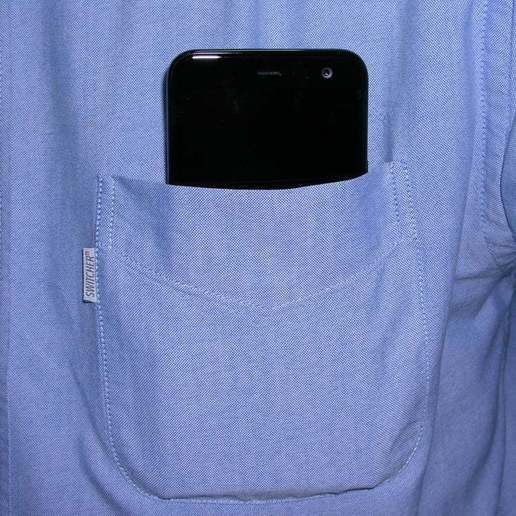 smart phone pocket clamp
